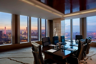 Westin Executive Club Lounge Meeting Room