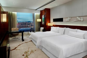 Two Double Beds Westin Premium Room