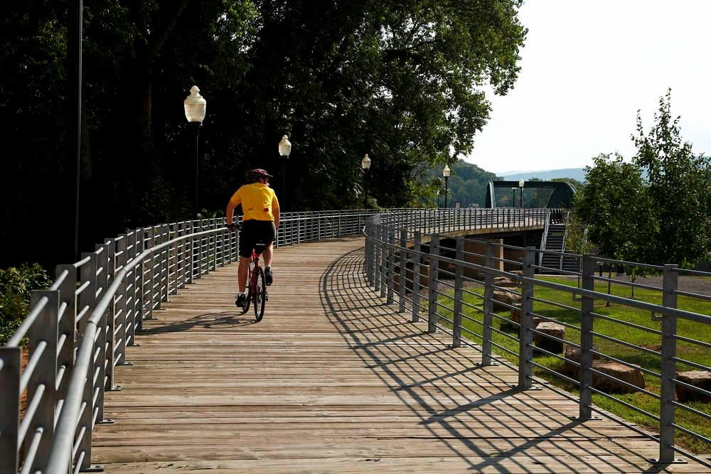 Allegheny Passage Bike Trail
