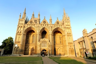 Catedral de Peterborough