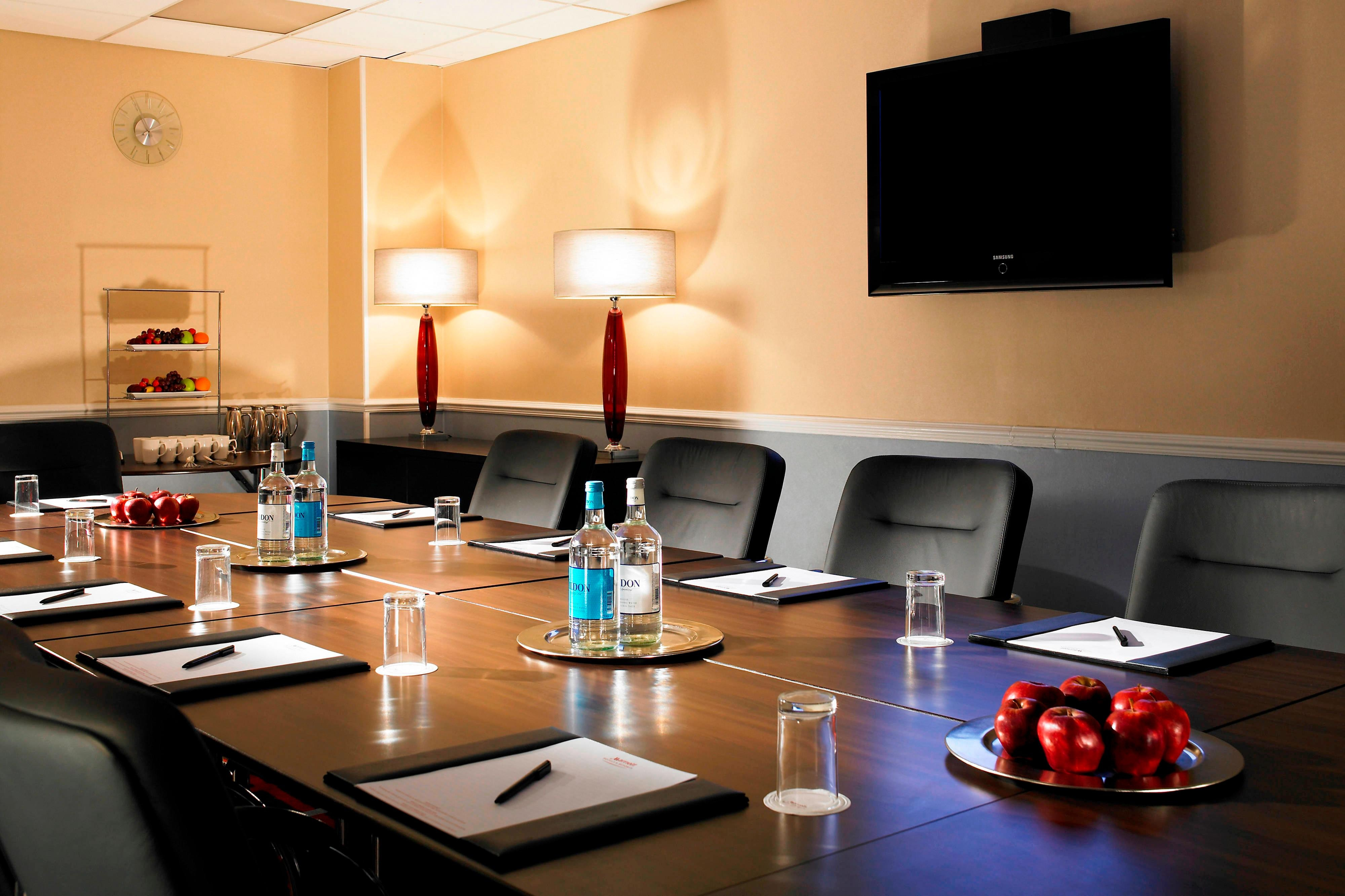 Small meeting room in Huntingdon