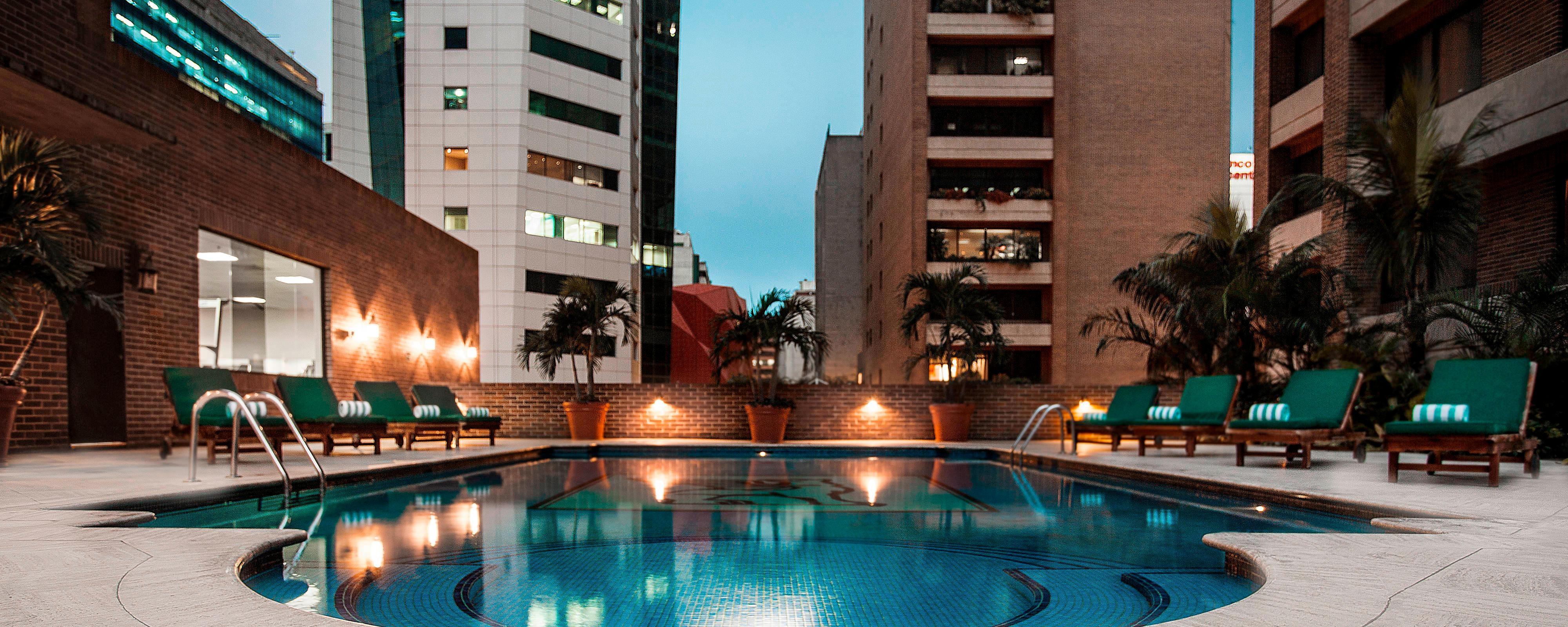 Caracas Hotel Pool