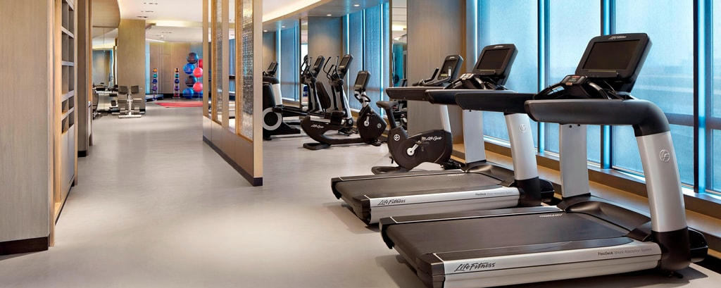 The Westin Workout Studio