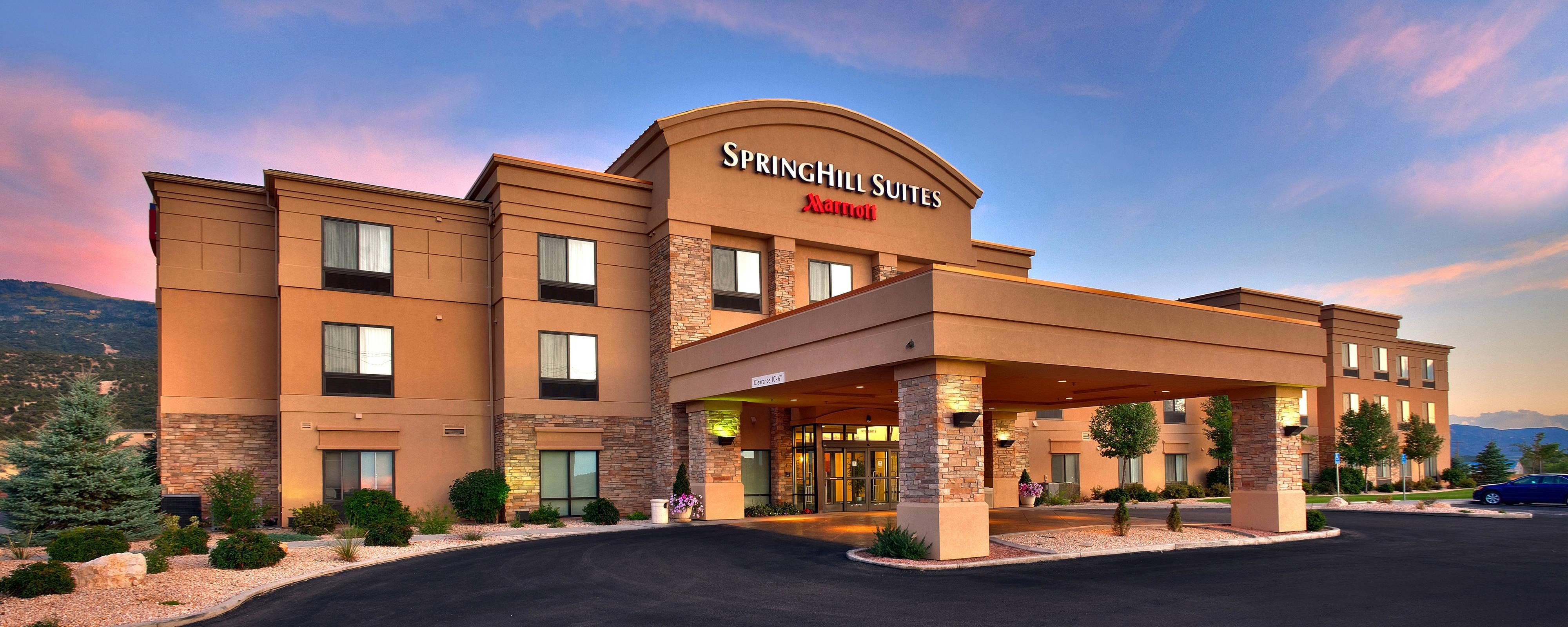 SpringHill Suites in Cedar City, UT