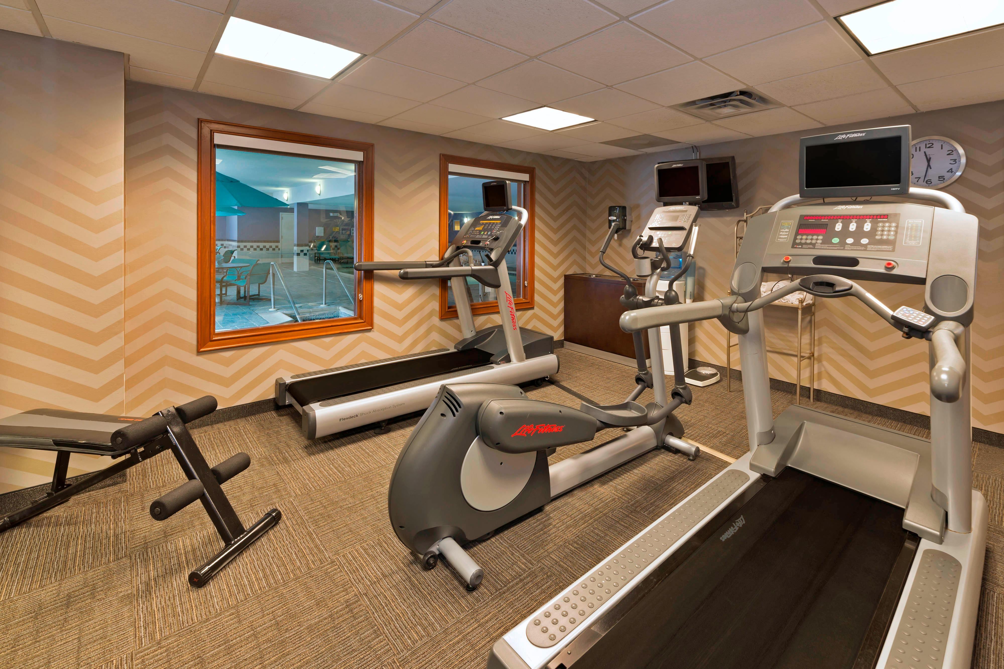 mt olive hotel gym