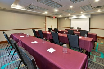 mt olive hotel meeting room