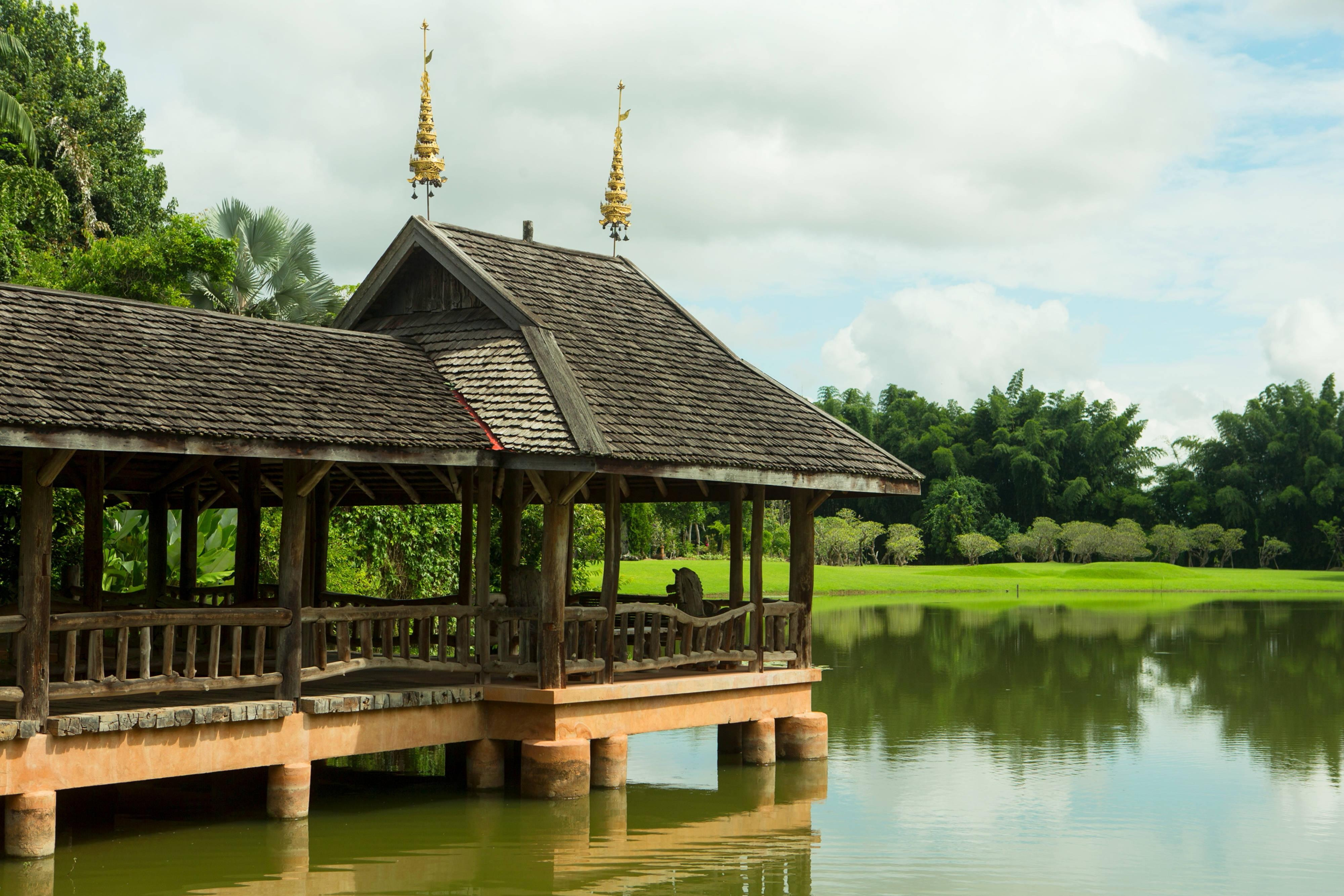 Mae Fah Luang Art and Cultural Park