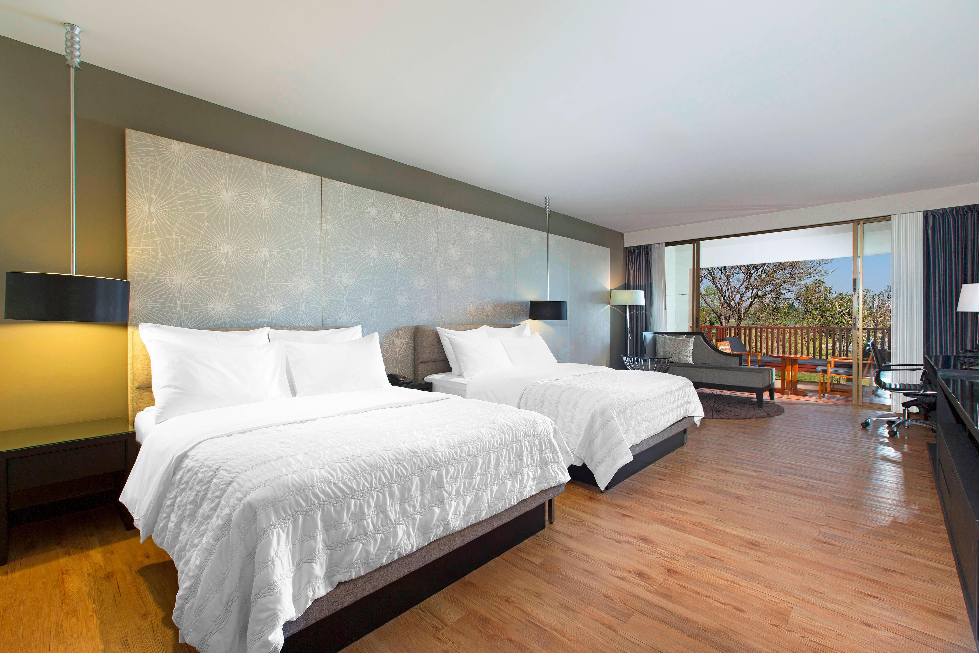 Deluxe Garden View - Twin beds