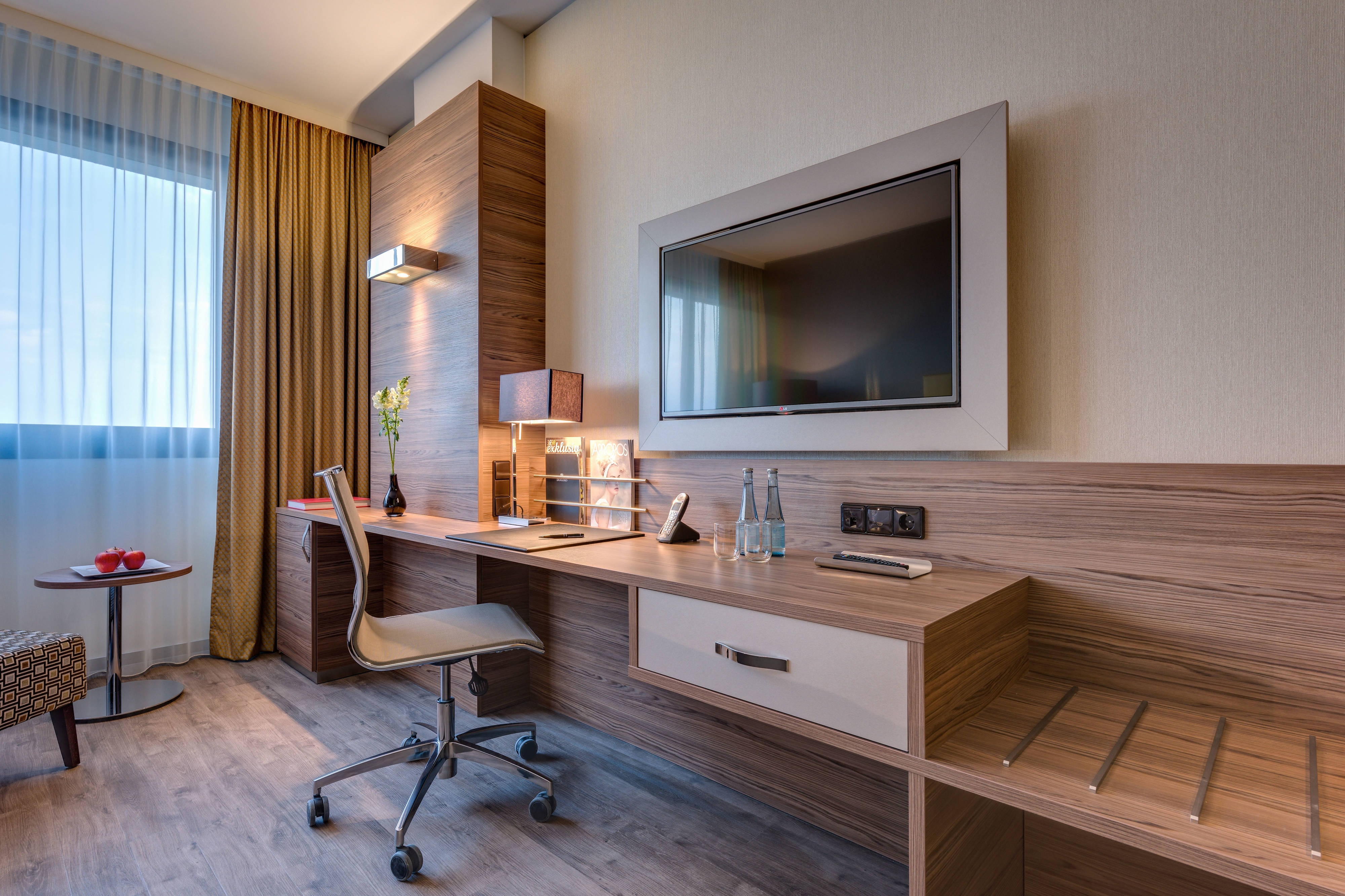 Bonn Marriott World Conference Hotel - Executive Room
