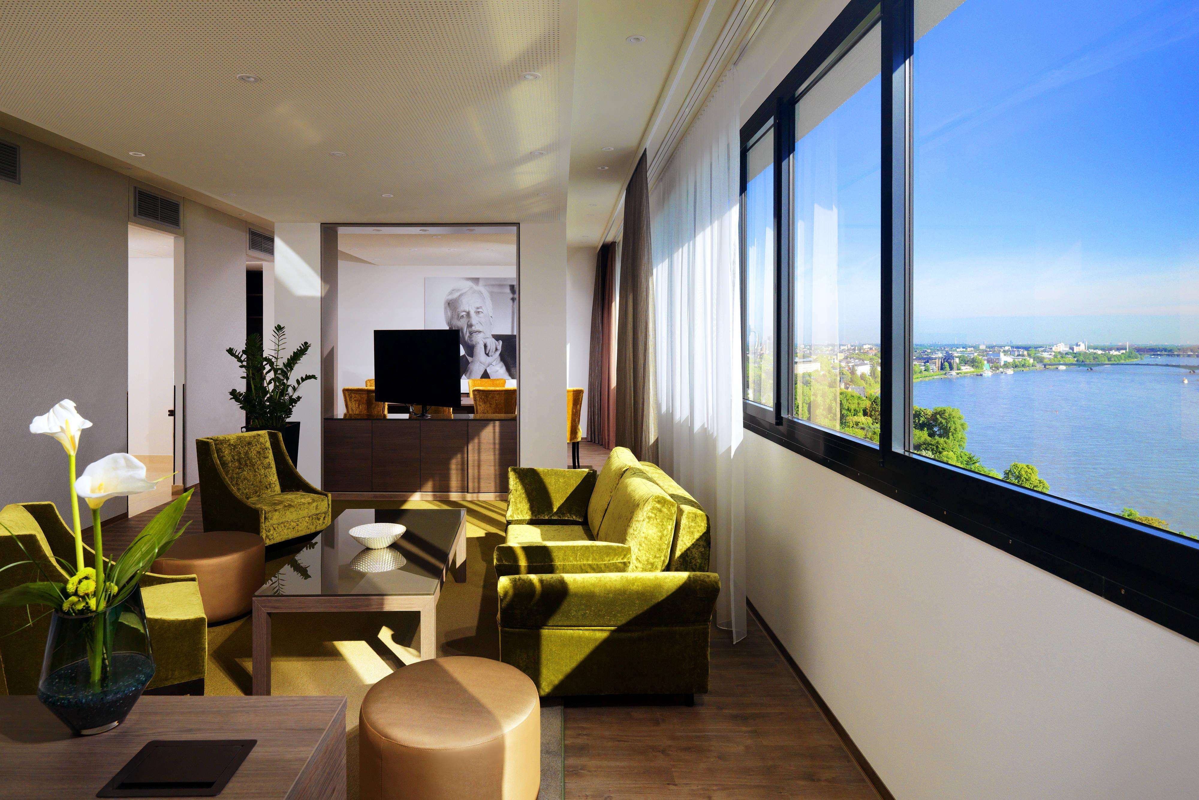 Presidential City View Suite