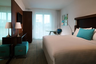 Marriott Accommodation Cologne Germany