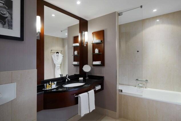 Executive Room Cologne Marriott Hotel