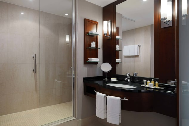 Hotel in Cologne with step-in-shower