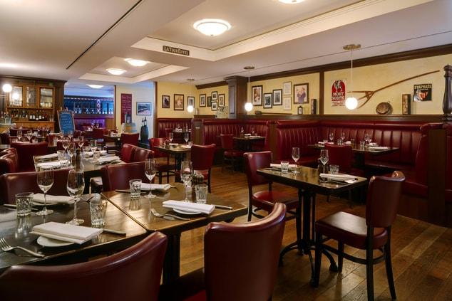 Brasserie Fou Cologne Marriott Hotel