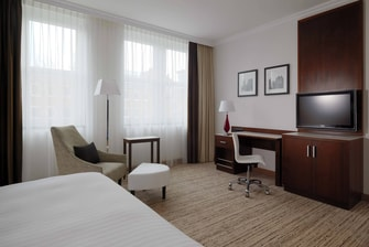 Executive accommodations Cologne Marriott Hotel