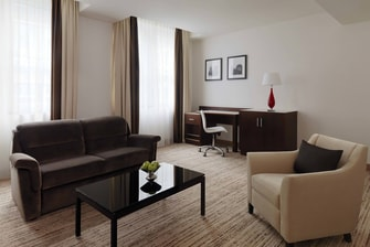 Executive Suite Cologne Marriott Hotel