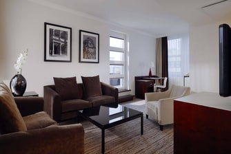 Dom Suite – Living Room