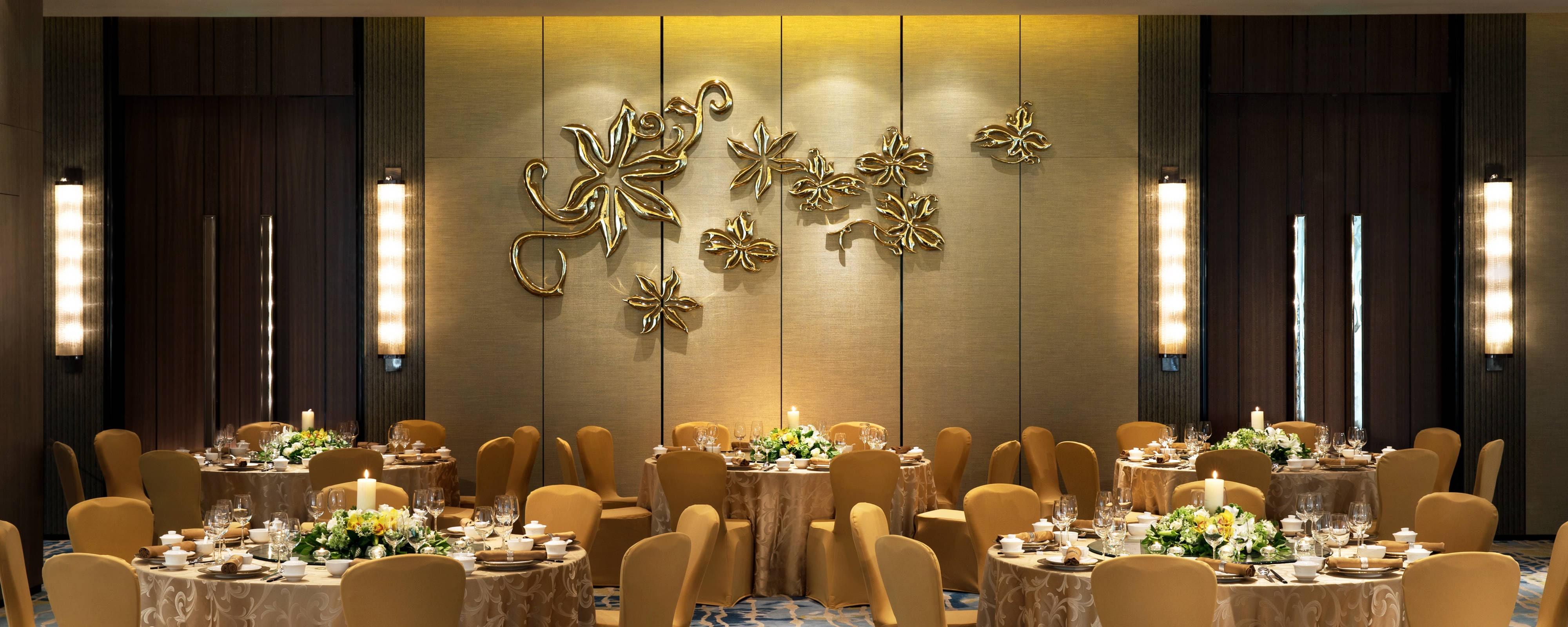 Salle de bal du Courtyard by Marriott Zhengzhou East