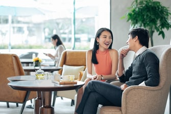 Courtyard Zhengzhou Lobby Lounge