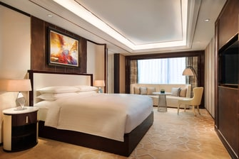 Courytard Zhengzhou Presidential Suite