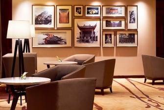Sheraton Club Lounge