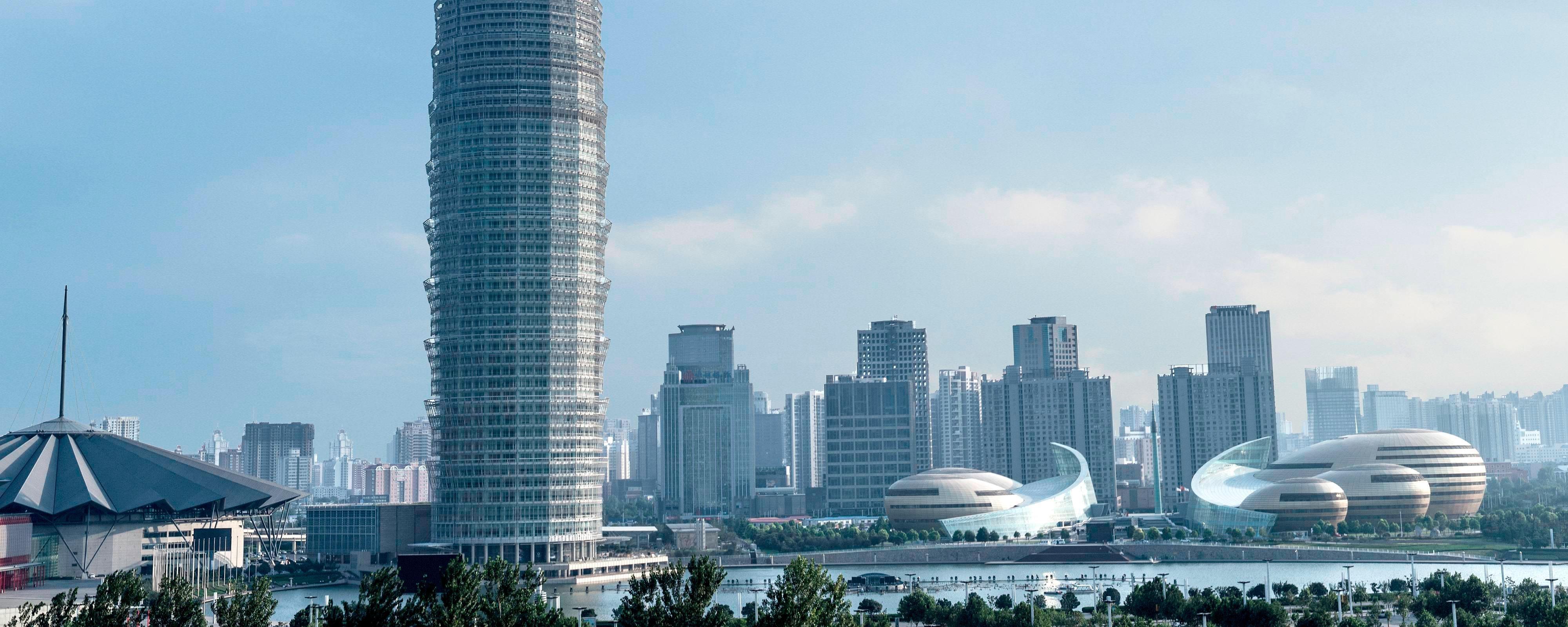 Hôtel 5étoiles à Zhengzhou