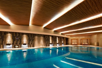 Swimming Pool JW Marriott Hotel Zhengzhou