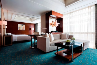 Executive Studio of JW Marriott Hotel Zhengzhou