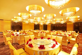 the largest Banquet Room