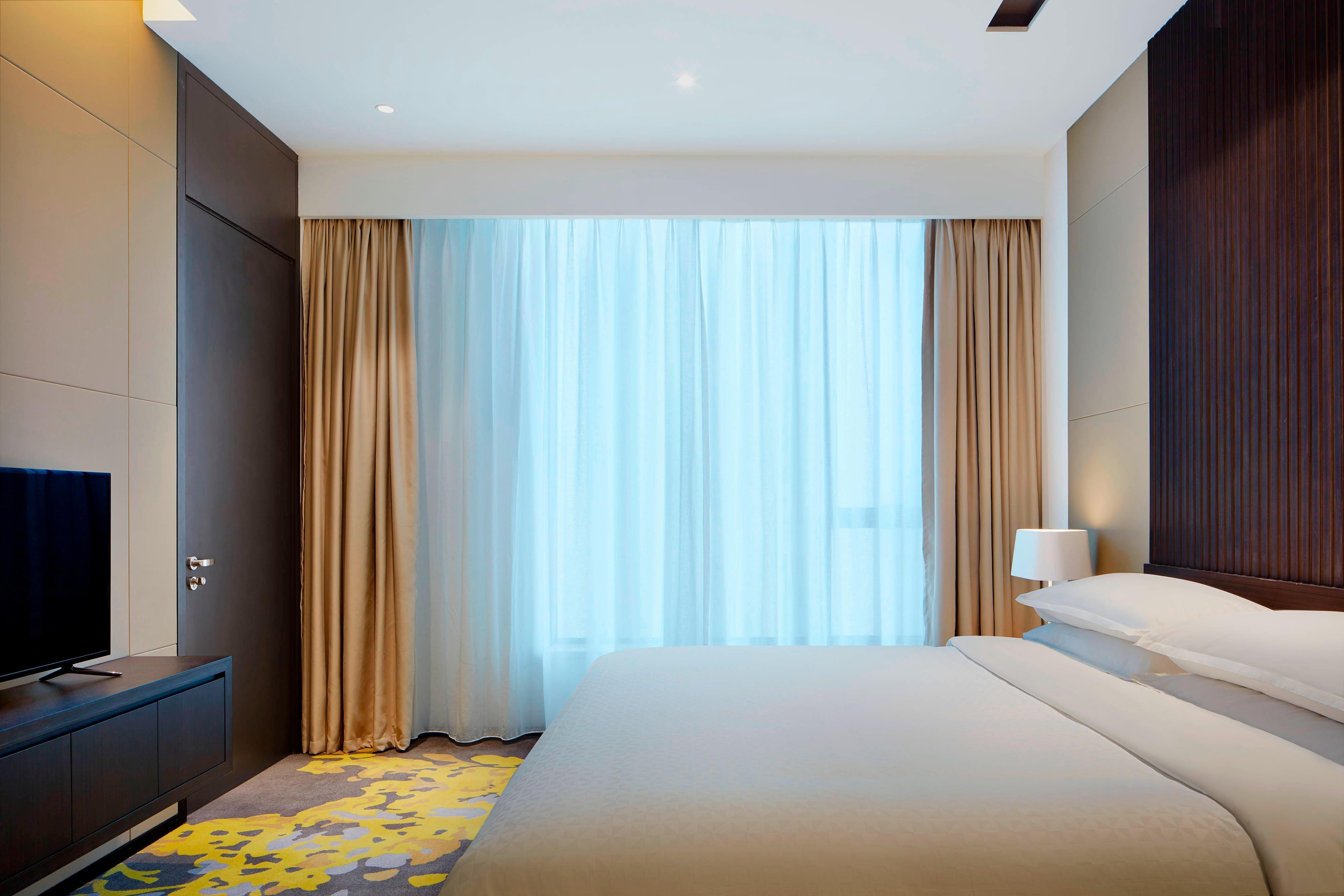 Standard Suite - Bedroom