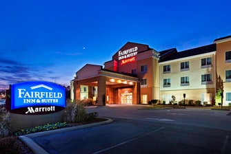 East Ridge Tennessee Hotel