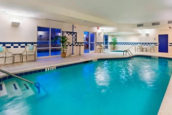 East Ridge Tennessee Hotel Pool
