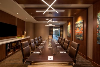 Terry Lee Presidential Boardroom