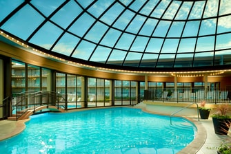 Hotel con piscina en Chicago