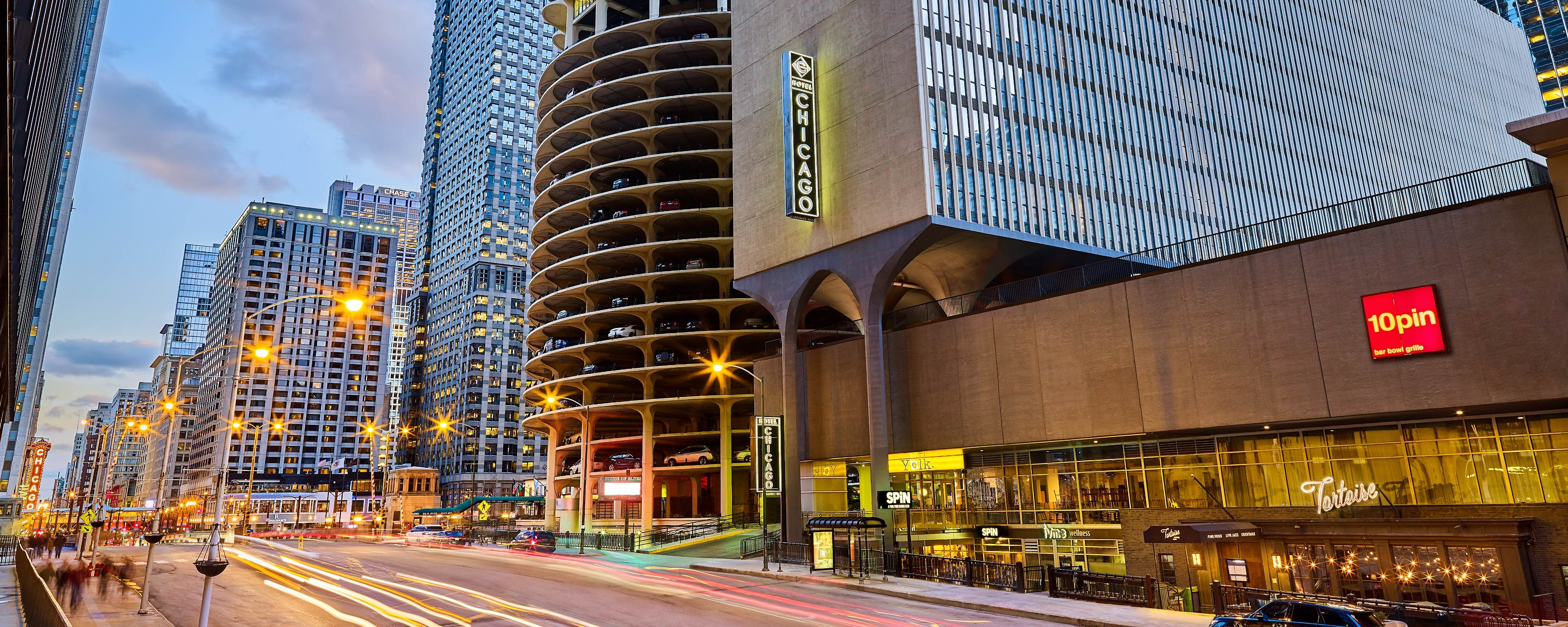 Downtown Chicago Hotels Hotel Chicago Downtown Autograph Collection
