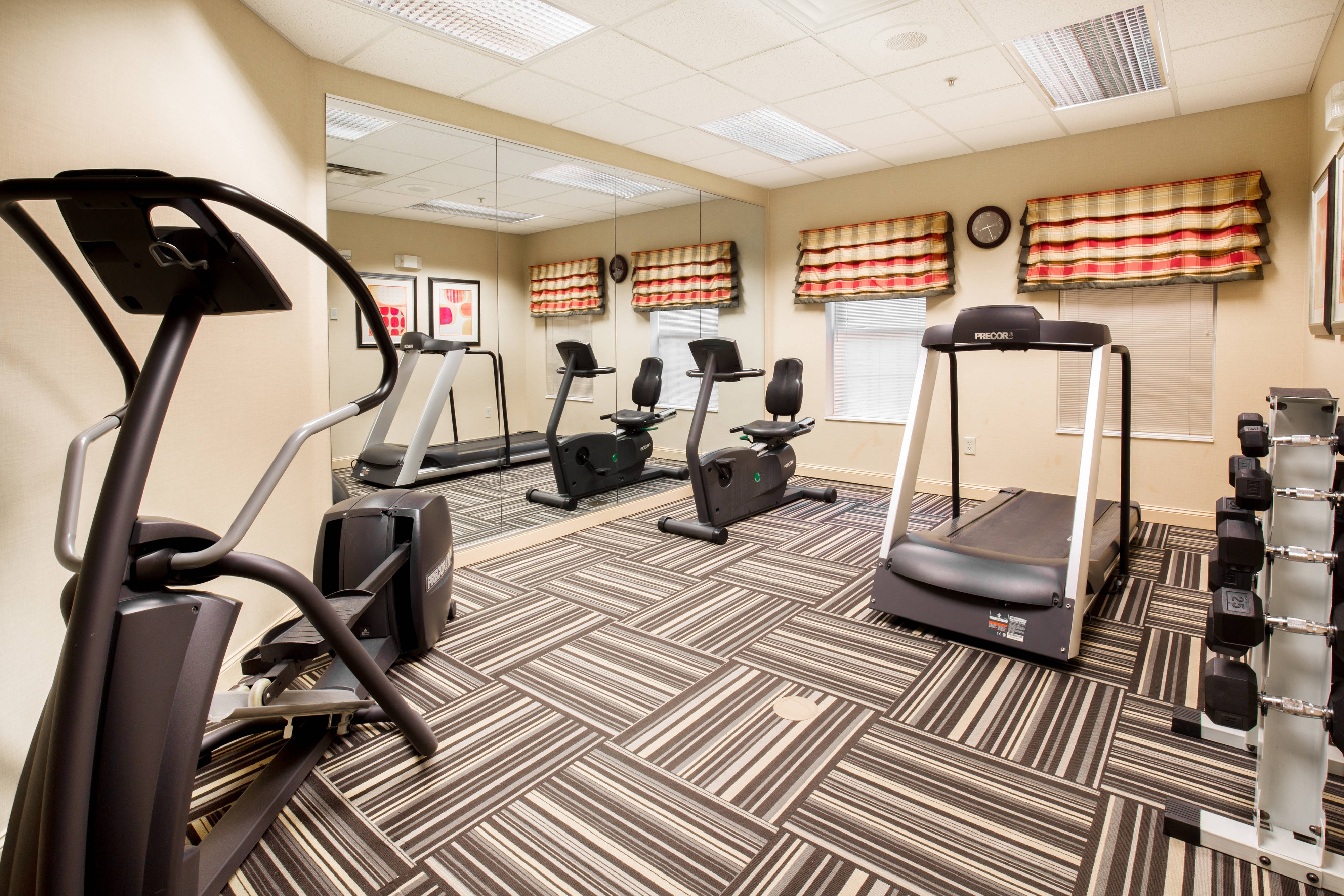 Chicago Bloomingdale Illinois Fitness Center