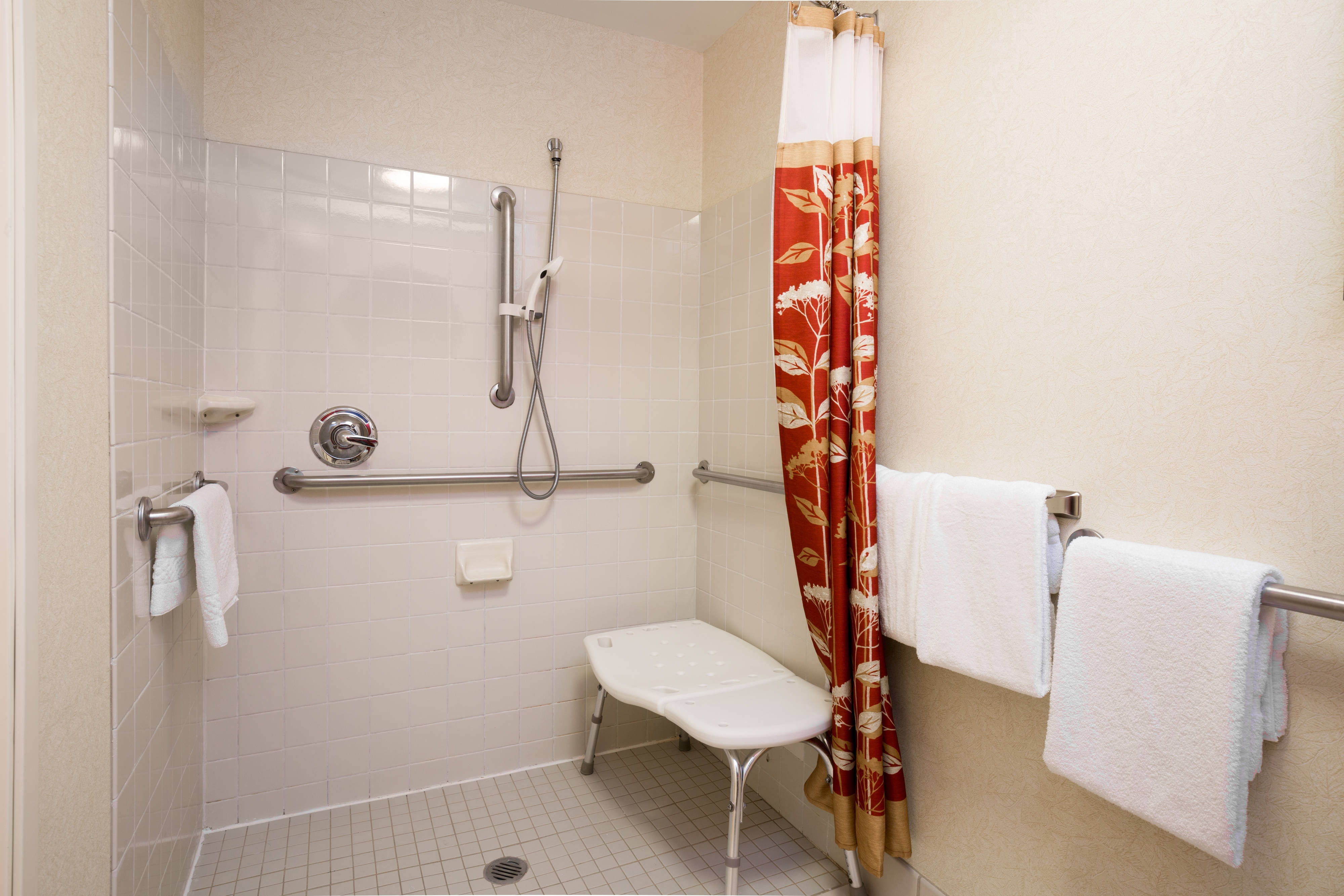 Chicago Bloomingdale Illinois Accessible Shower
