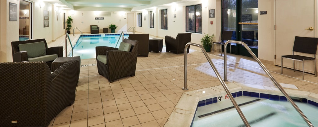 Residence Inn Indoor Pool