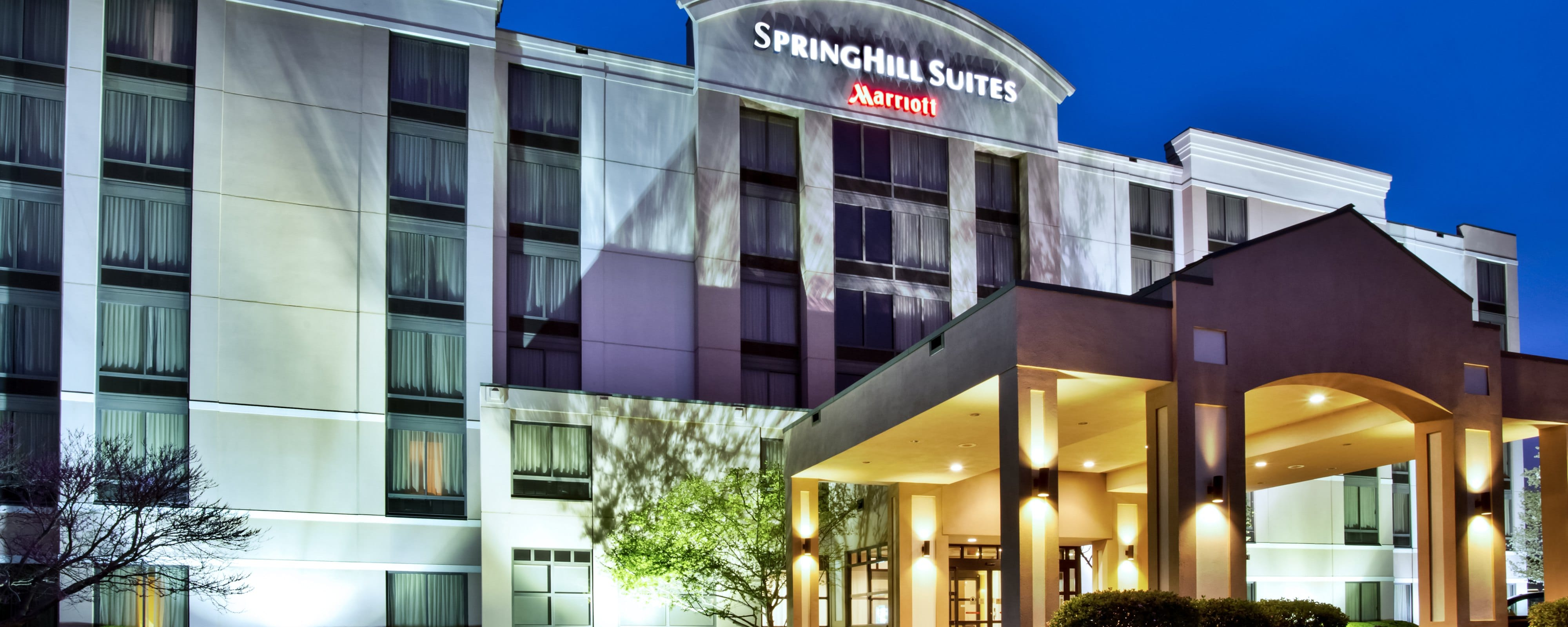 SpringHill Suites Chicago Southwest at Burr Ridge/Hinsdale Exterior