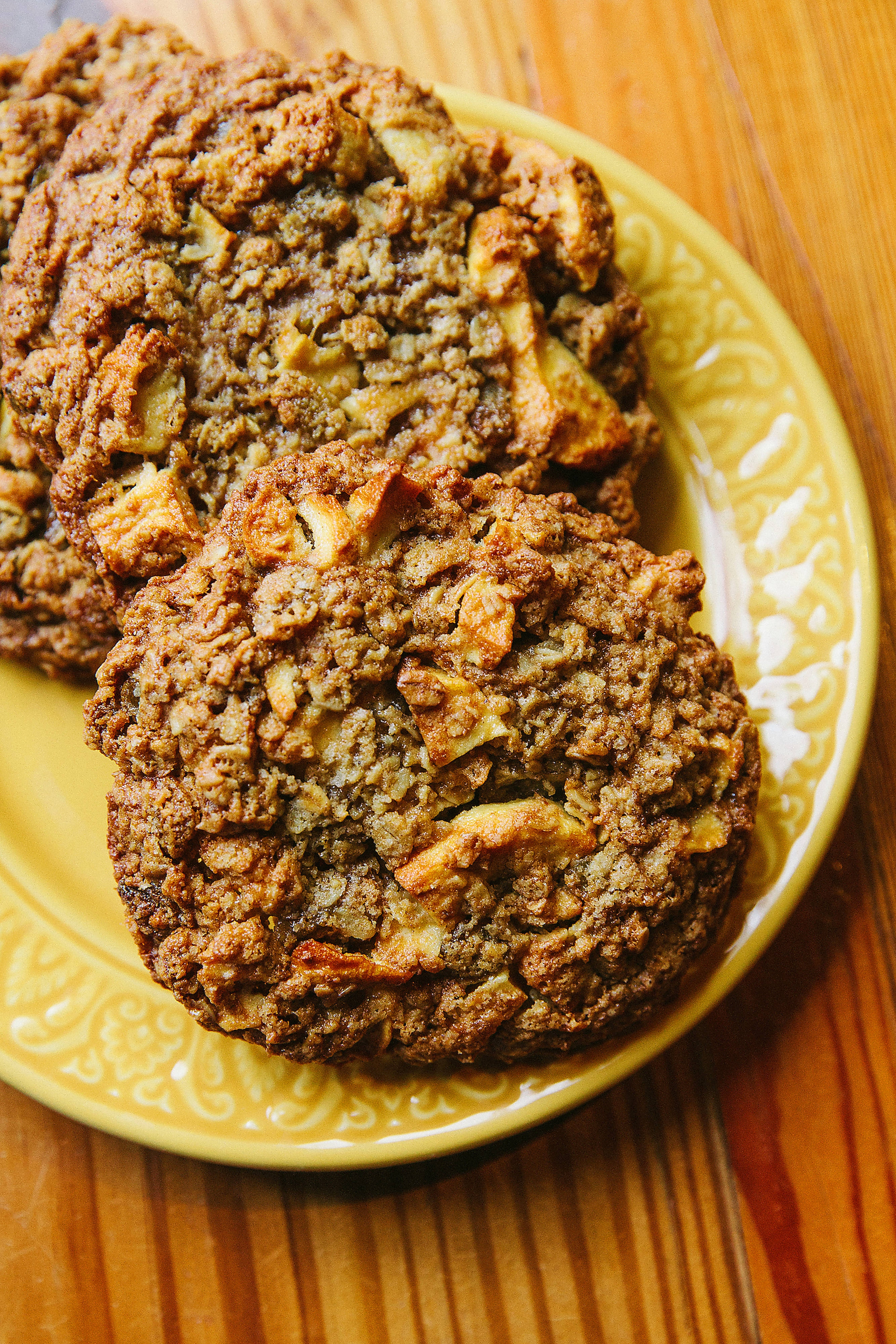 Apple & Oat Cookie at Beatrix
