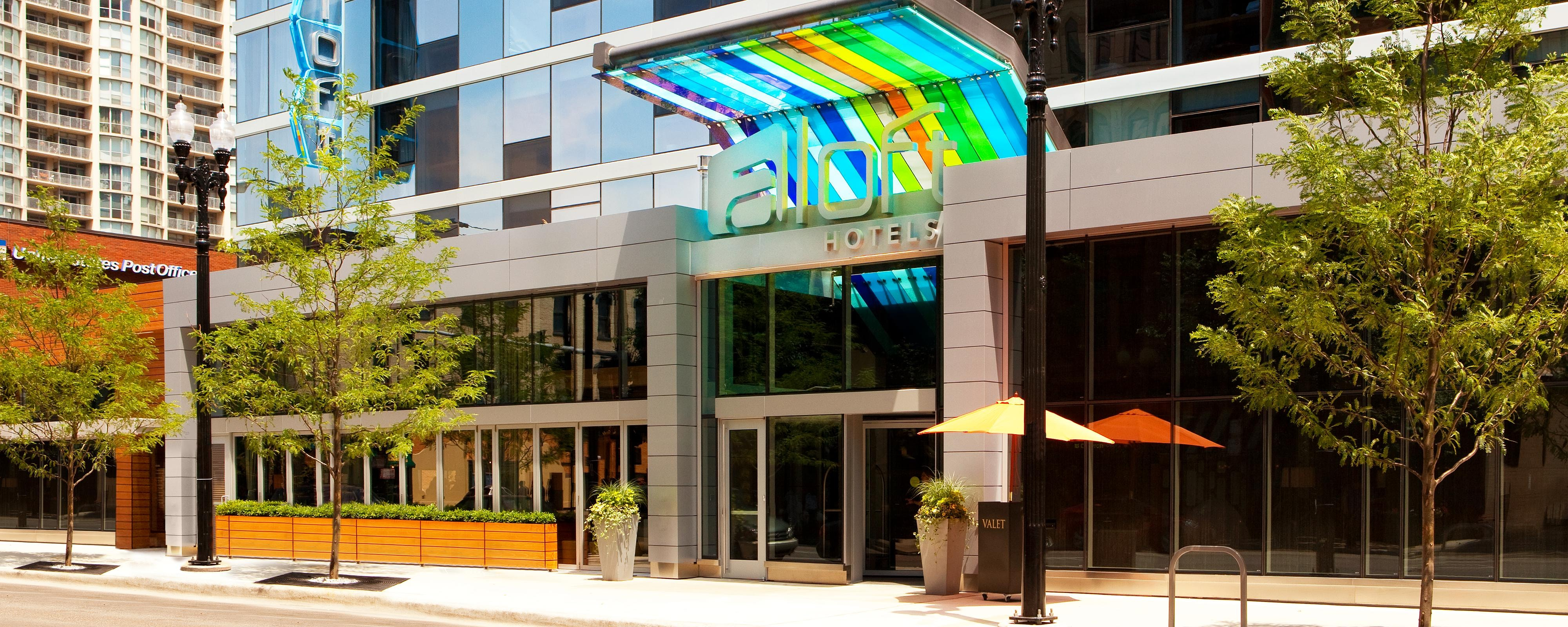 Aloft Chicago Downtown River North Spg