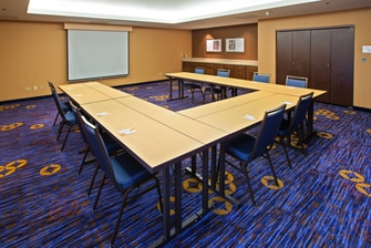 Lakefront Meeting Room