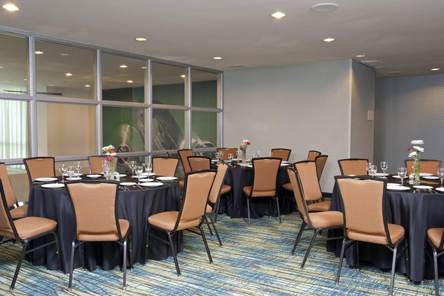 Meeting Room Springhill Suites Chicago O'hare