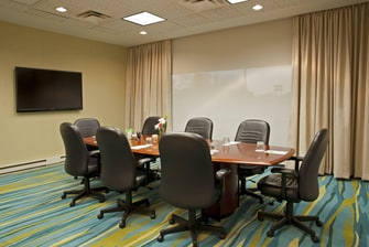 Boardroom Springhill Suites Chicago O'Hare