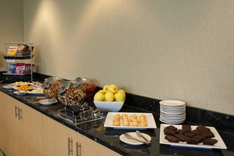 Catering at springhill Suites Chicago O'hare