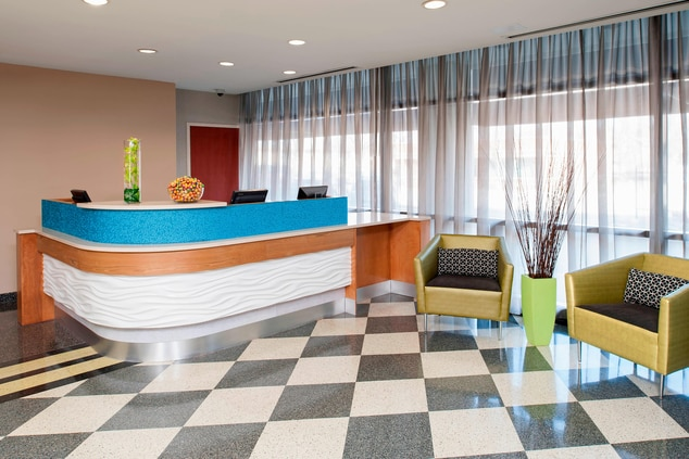 SpringHill Suites Chicago O'Hare Welcome