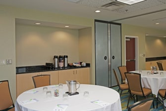 Meeting Room at Springhill Suites Chicago O'Hare