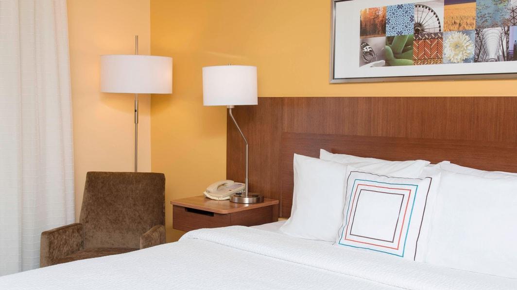hotéis em chicago il, quarto de hotel em st. charles