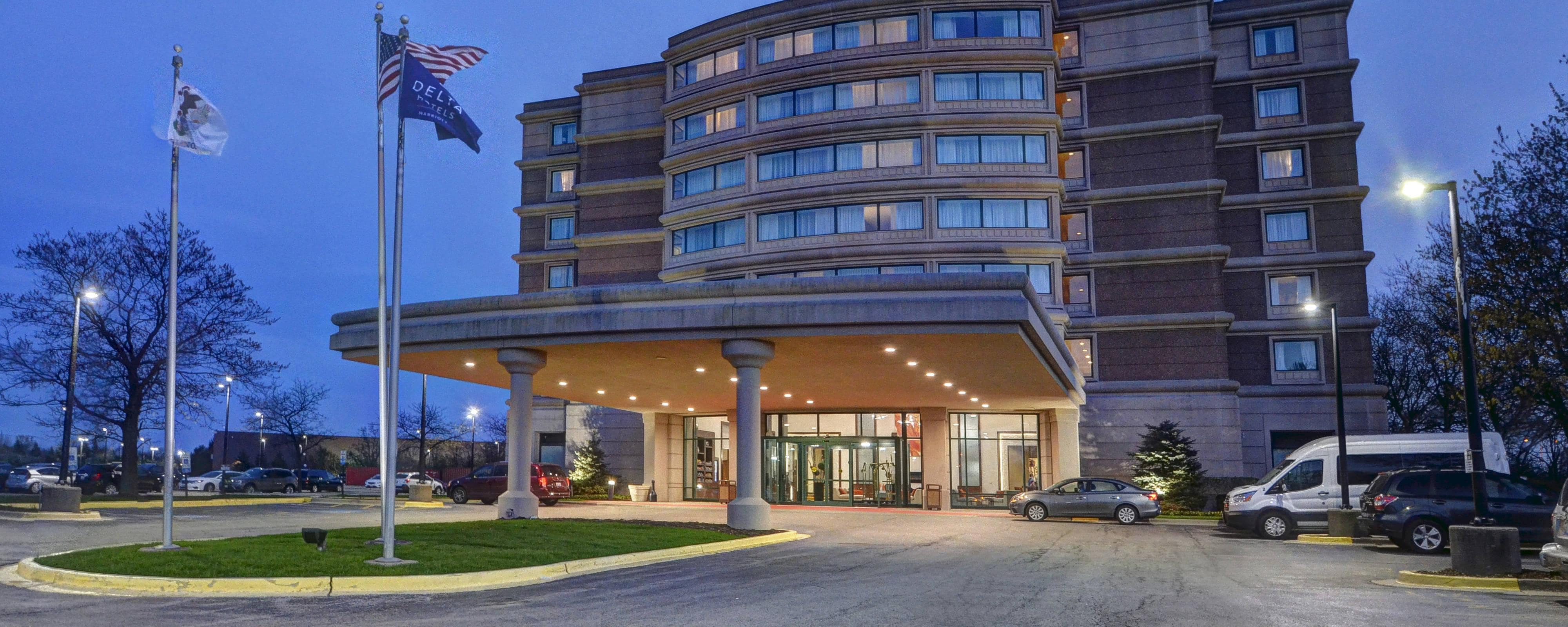 Hotels In Glenview Il Delta Hotels By Marriott Chicago North
