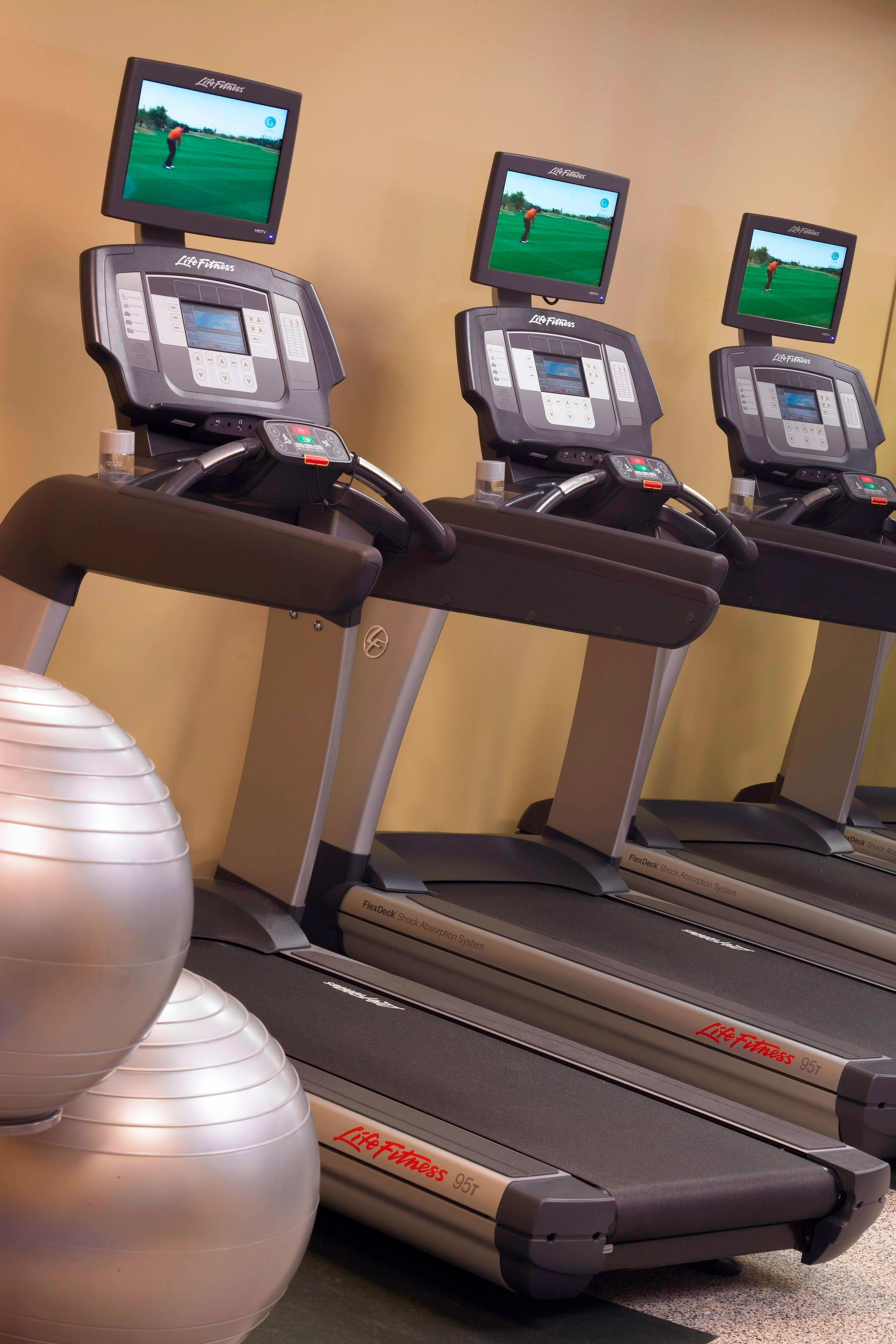 Cardio Work Out Facilities